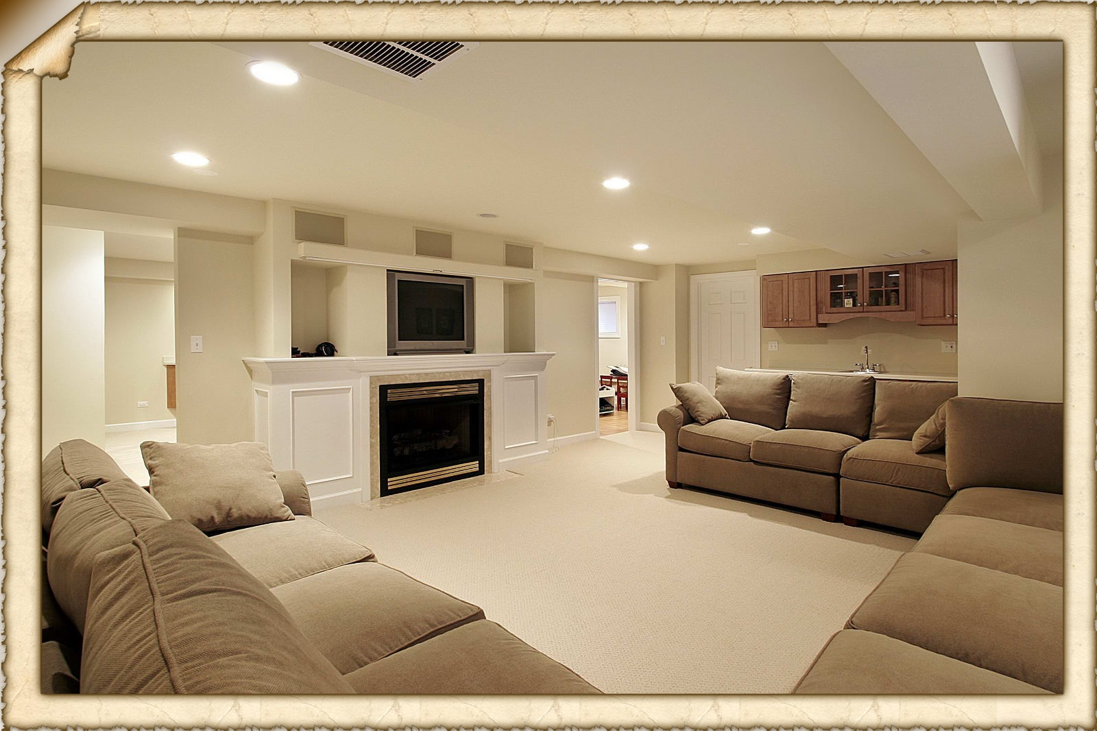 Wonderful Finished Basement Design Ideas 1600 x 1066 · 354 kB · jpeg