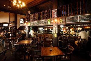 A Rustic Pub